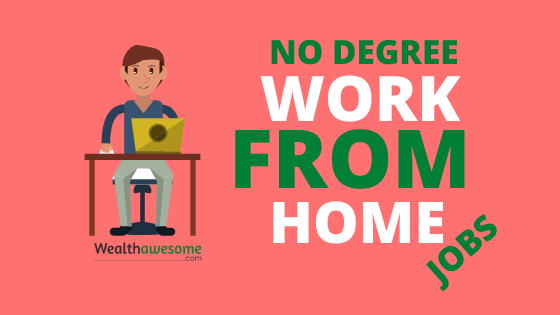 12 Awesome $43,000 Jobs: Work From Home Without A Degree