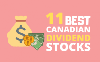 11 Best Canadian Dividend Stocks for 2021