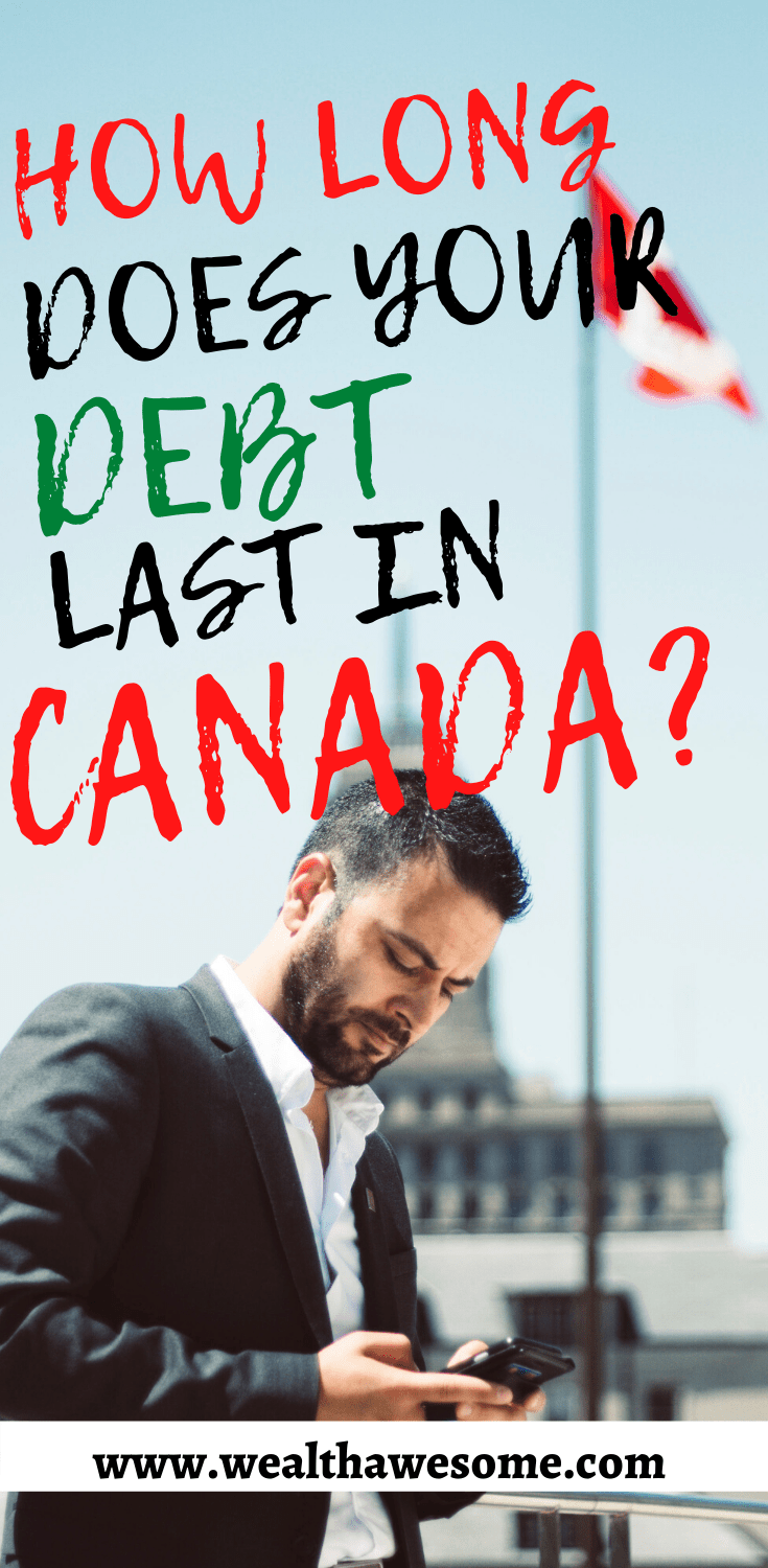 How Long Does Your Debt Last in Canada?