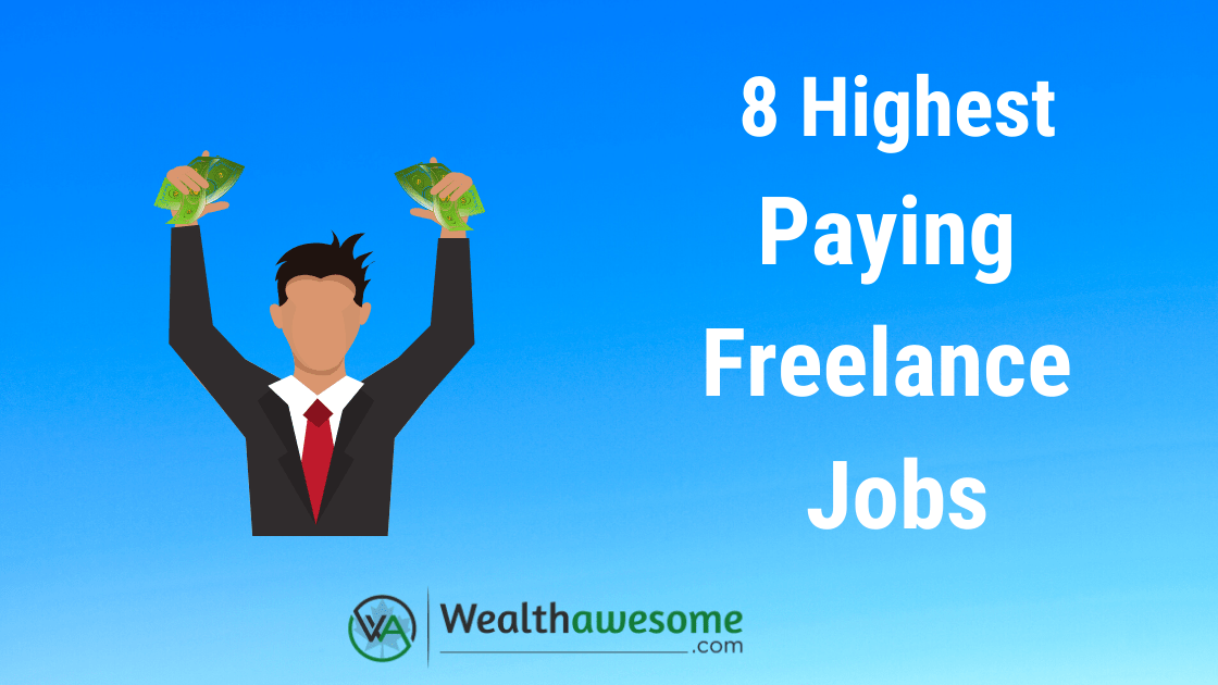 8 Highest Paying Freelance Jobs