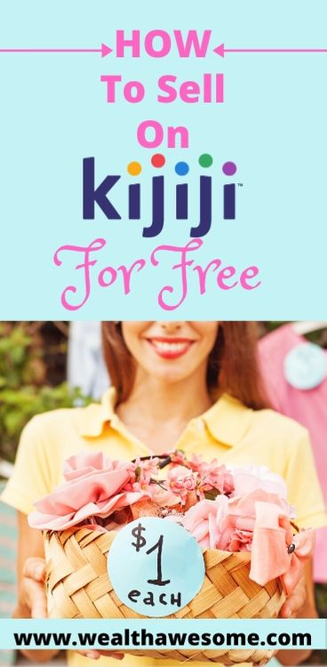 How to Sell On Kijiji For Free