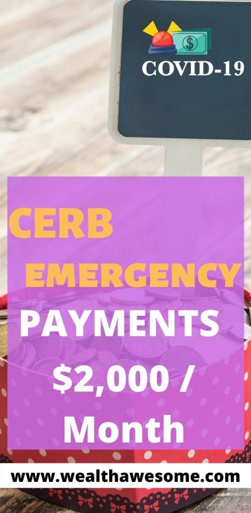 CERB Emergency Payment Dates