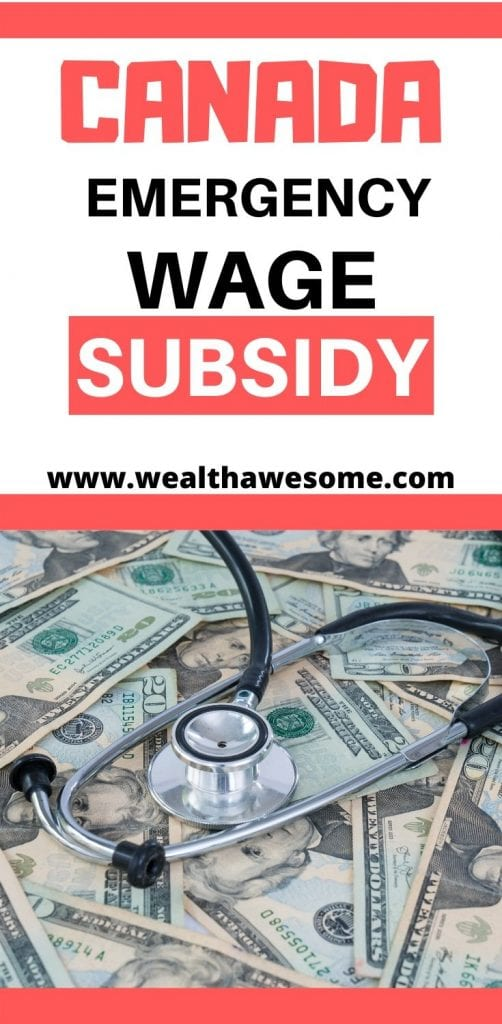 CERB Canada Emergency Wage Subsidy