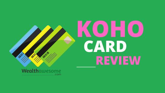 Koho Card Review 2020: Prepaid Cashback Visa (Canada)