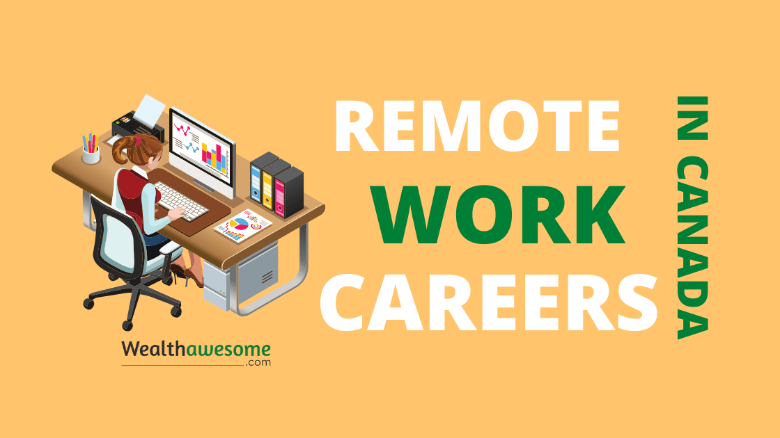 Remote Work Careers in Canada