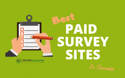 17 Top Paid Survey Sites in Canada: Earn $500/Month