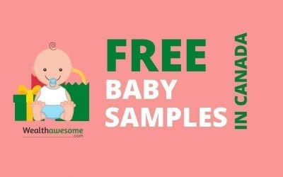 25 Free Baby Samples in Canada: Baby Freebie Offers Made Easy