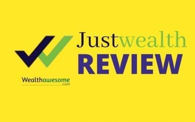 Justwealth Review 2021: Over 70 Different Portfolios Options