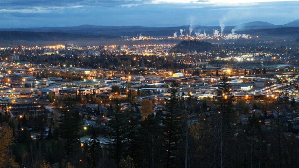 Prince George, British Colombia