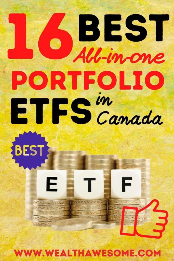 Best All In One Portfolio ETF Canada