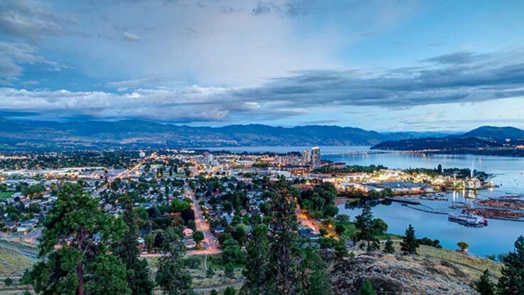 Kelowna, British Colombia