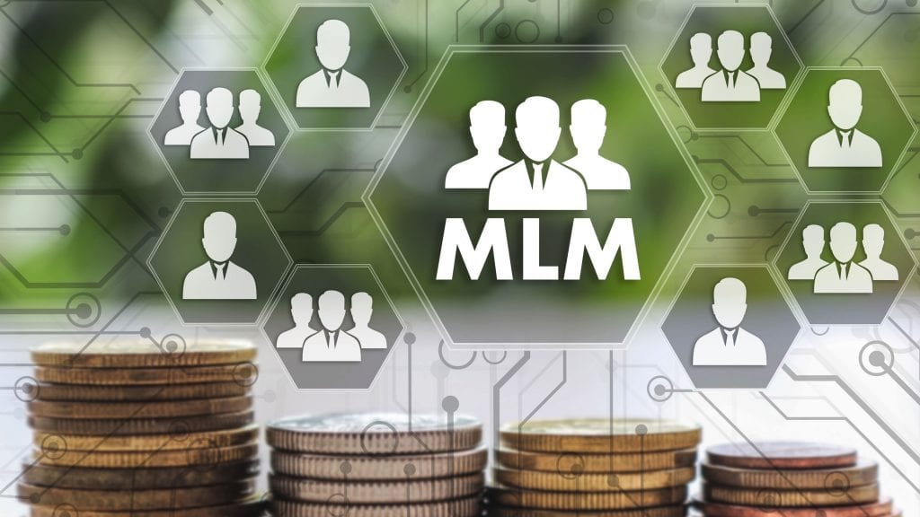 MLM/Multi-level marketing