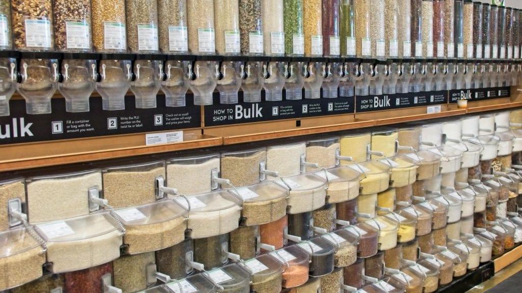 bulk groceries