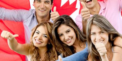 Canada Flag Group
