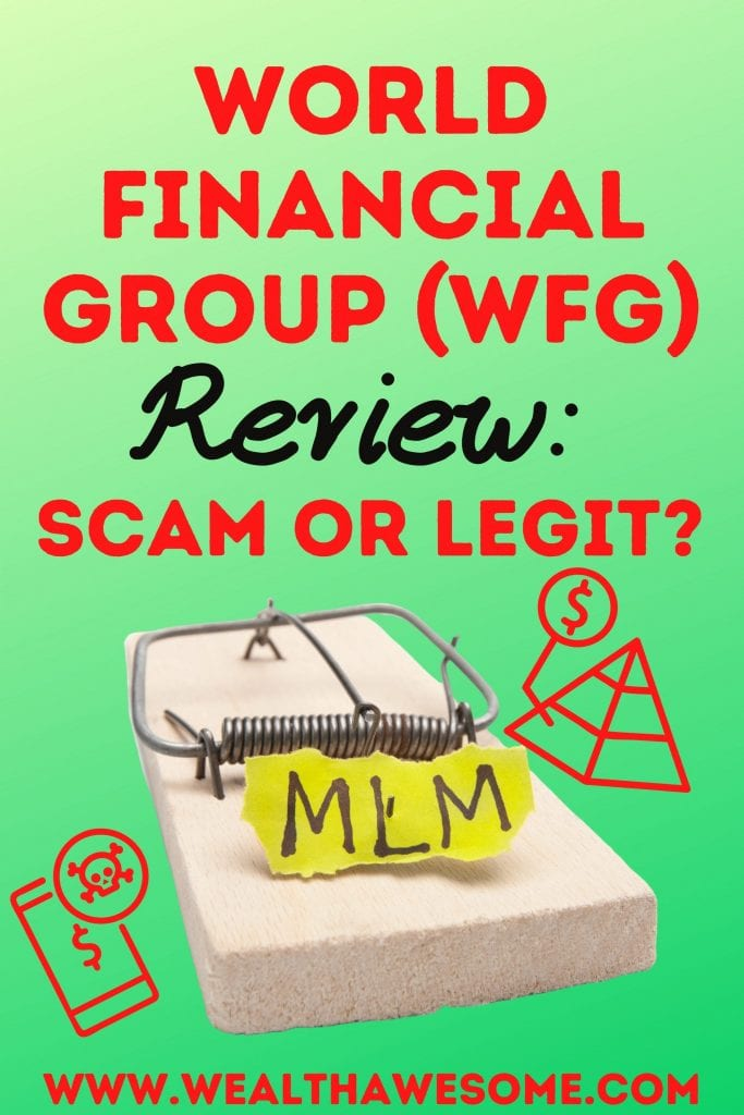 WFG Review Scam or Legit