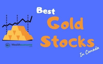 5 Best Gold Stocks in Canada