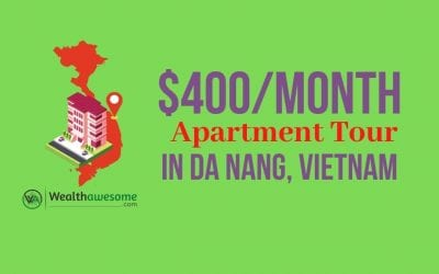 $400/Month Apartment Tour in Da Nang, Vietnam: Near My Khe Beach!