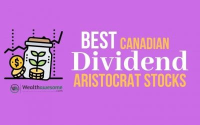 10 Best Canadian Dividend Aristocrat Stocks