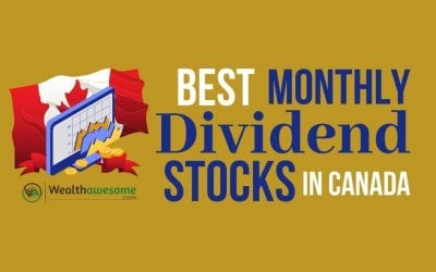 13 Best Monthly Dividend Stocks in Canada