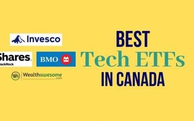 5 Best Tech ETFs in Canada: Low-Cost Exposure To Tech Stocks