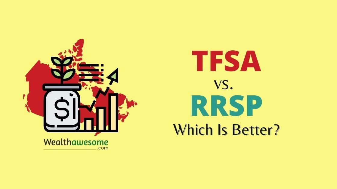 TFSA vs. RRSP